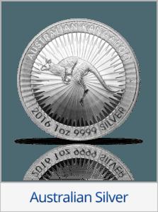 Buy Australian Silver