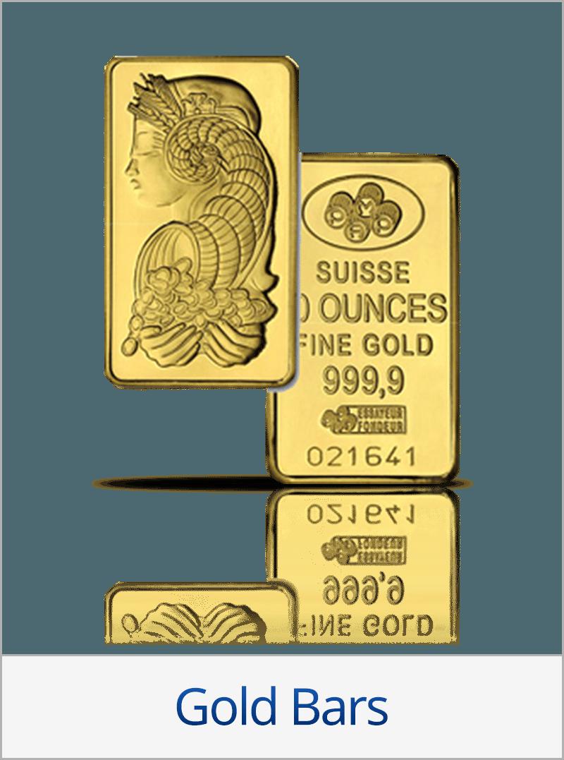goldbarsicon fisher precious metals