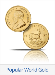 Buy Popular World Gold Coins