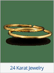 24k Bullion Jewelry