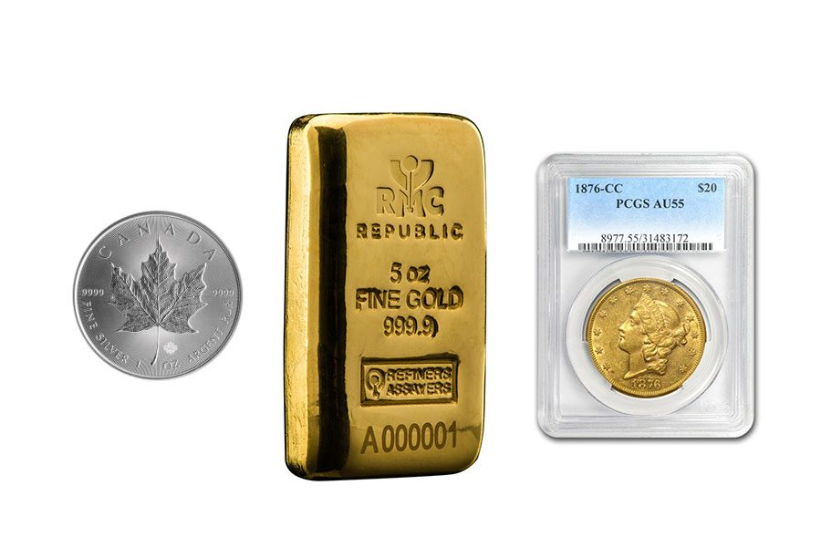 Bullion and Numismatics
