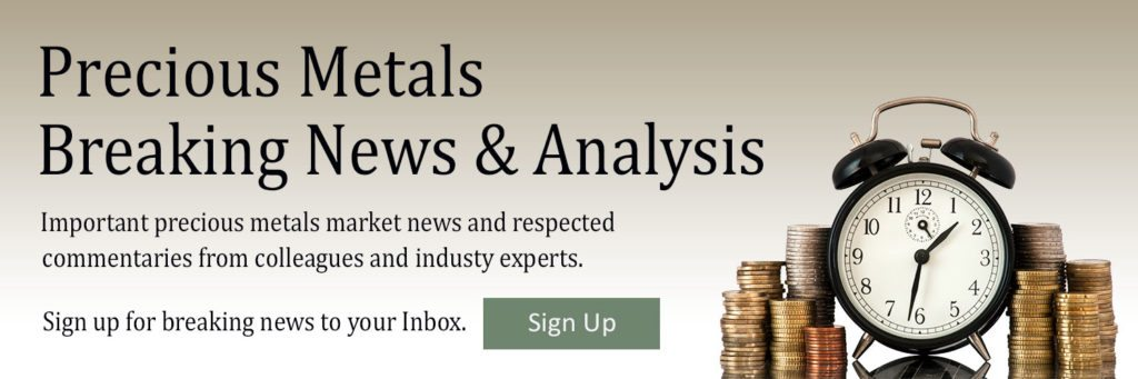 Precious Metals News and Analysis