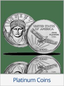 Buy Platinum Coins