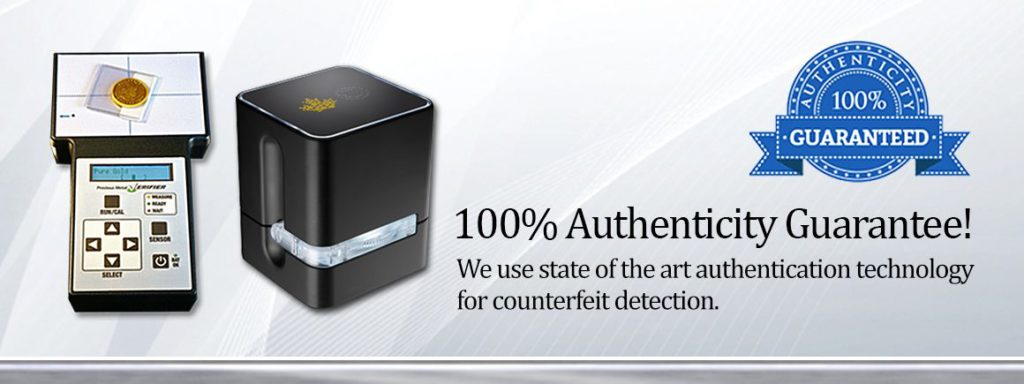 Bullion Authentication and Counterfeit Detection