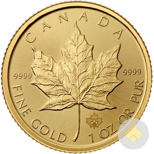 2017 1 oz Gold Maple Leaf Coin