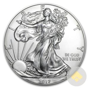 2017 Silver American Eagle Coin
