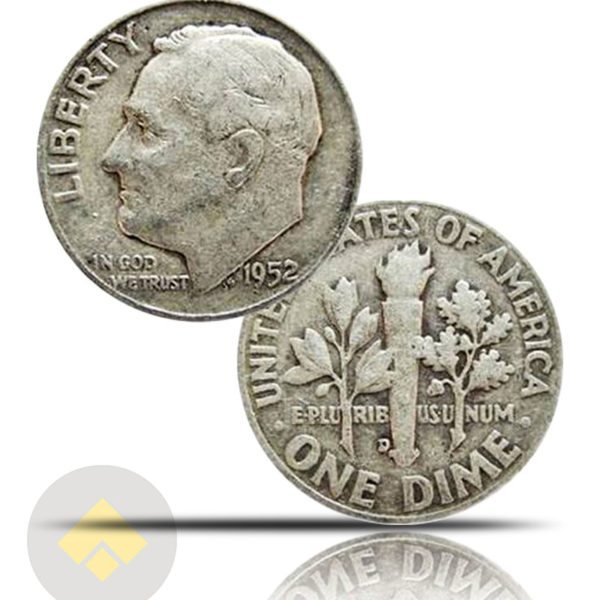 90 Percent Silver Dimes