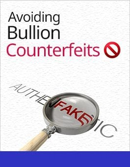 Avoid Bullion Counterfeits eBook