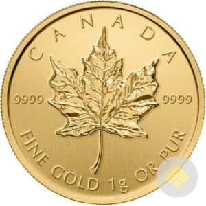 Canadian Gold Maplegrams