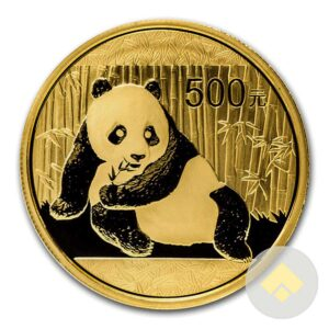 1 oz Chinese Gold Panda Coin