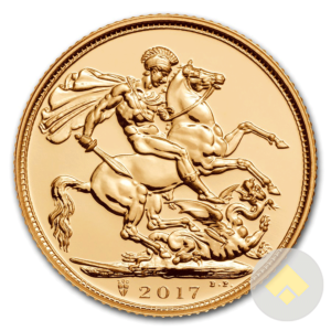 2017 Great British Gold Sovereign