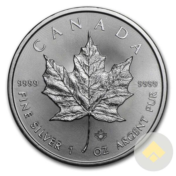 2017 1 oz Canadian Silver Maple Leaf Coin