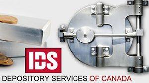 IDS Canada Precious Metals Depository