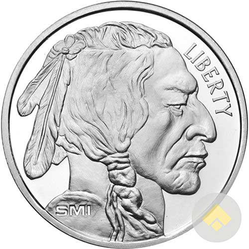 1 Oz Secondary Market Silver Rounds Our Choice