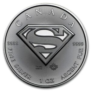 Silver Superman Coin