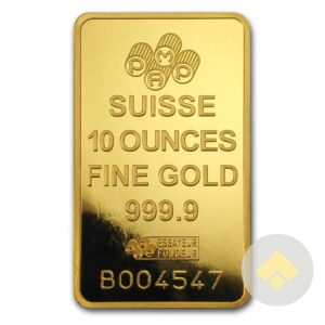 Gold Bars By Weight