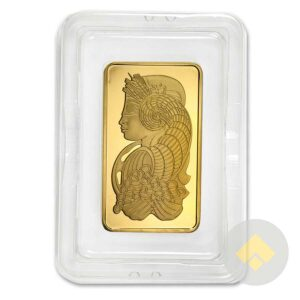 5 oz PAMP Gold Bar