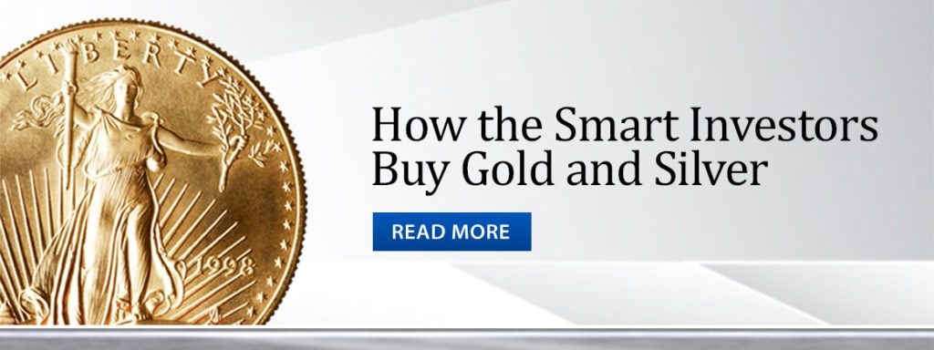 How the Smart Investors Buy Gold and Silver