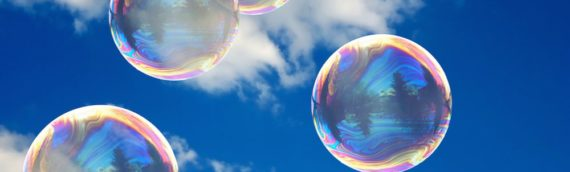 Asset Bubbles Caused by Central Banks May Burst